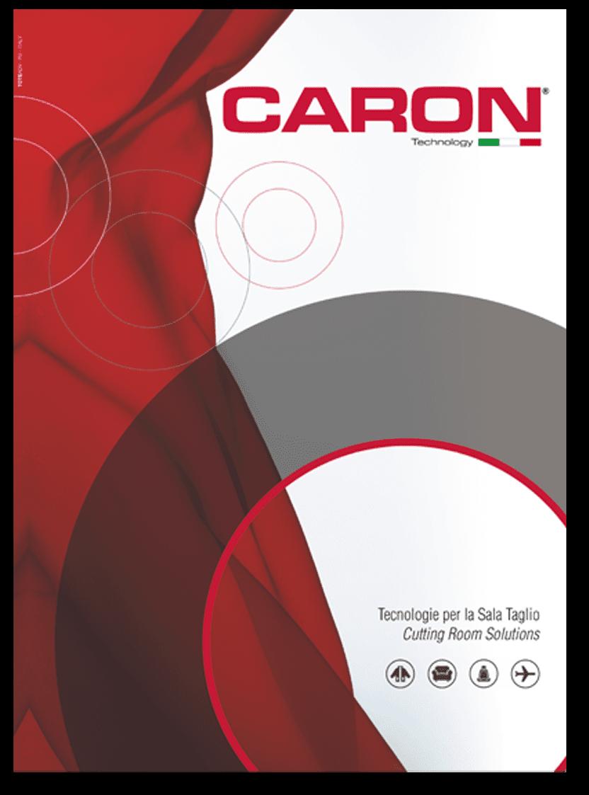 Caron Technology Copertina Nuovo Catalogo