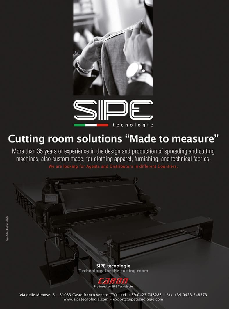 Caron Technology SIPE Pagina Pubblicitaria