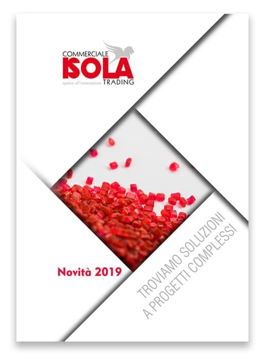 Commerciale Isola Trading Brochure Novità 2019