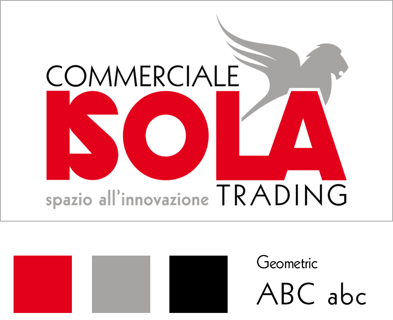 Commerciale Isola Trading Restyling Logo e Nuovo PAY OFF