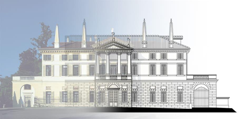 Elaborazione Grafica Logo Villa Foscarini Rossi