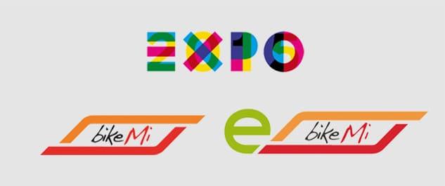 Loghi BikeMI Expo Milano