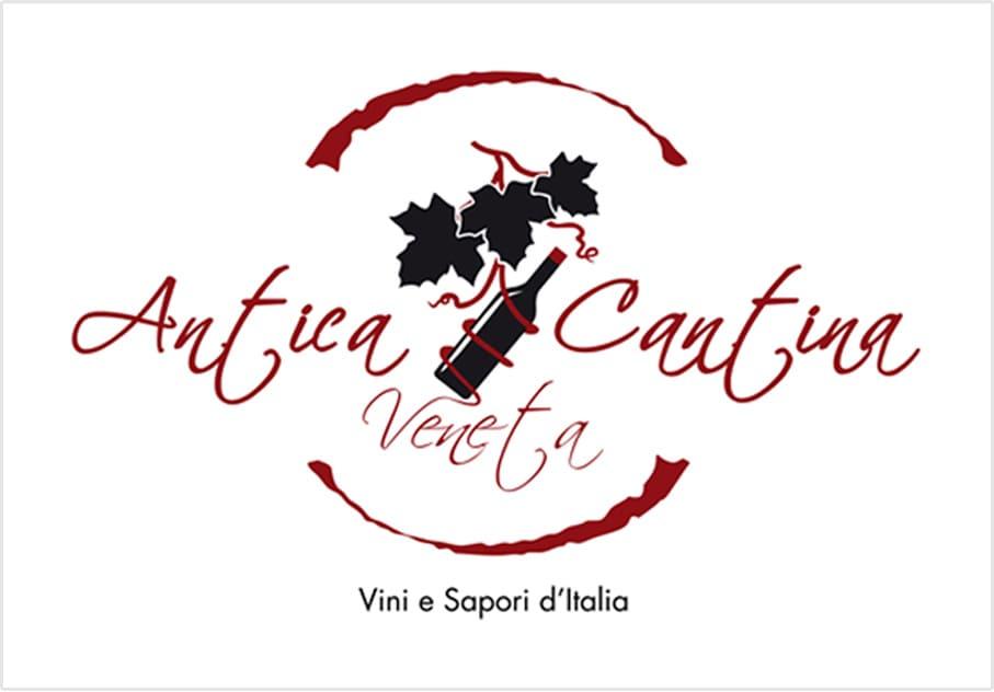 Restyling finale Logo Antica Cantina Veneta