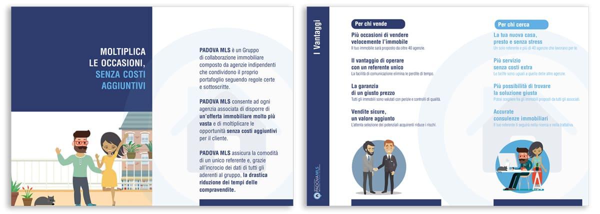 Padova MLS brochure interno presentazione