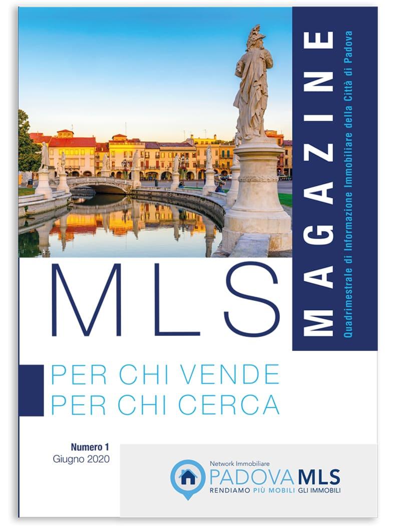 Padova MLS Magazine copertina